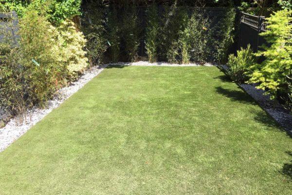 Tiered garden in Highgate, 9