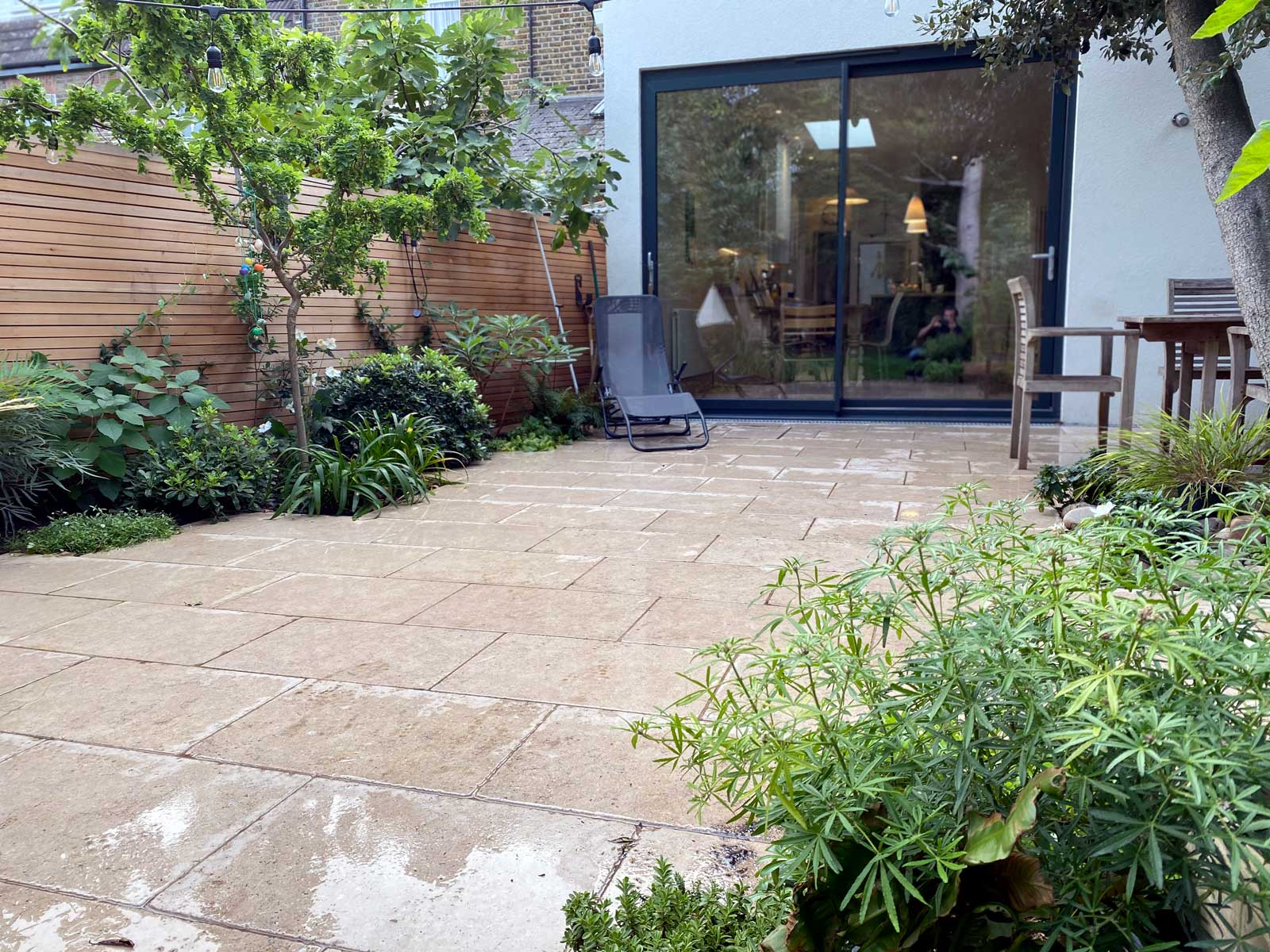 Back Garden in Crouch End, 4